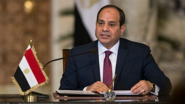 Fabricating a fig Leaf of Democracy in Egypt