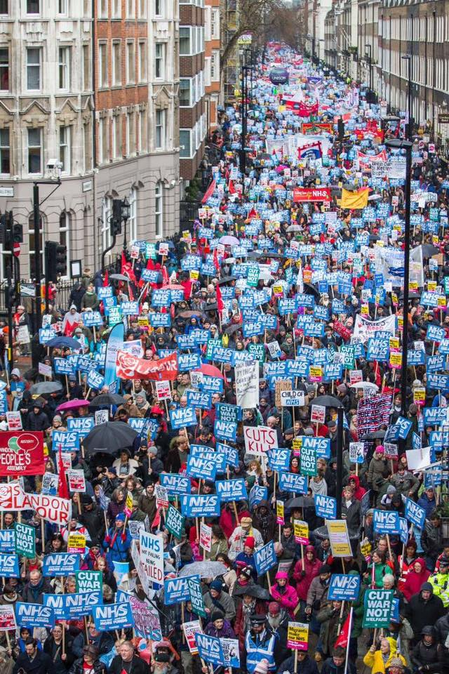 Trump attack on the UK NHS: mudding the waters for profit