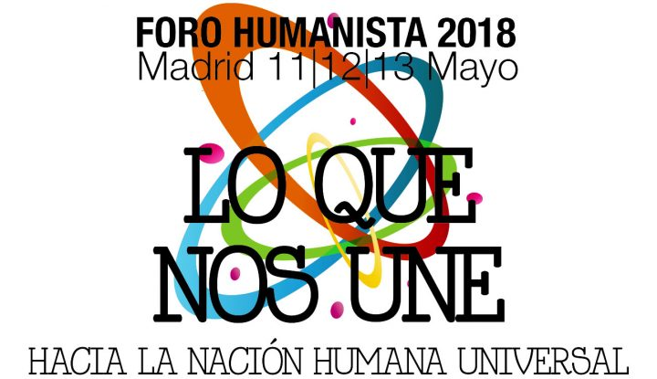 ¿Qué hay detrás del logotipo del Foro Humanista Europeo? Solidaridad, esperanza, paz, tolerancia y creatividad