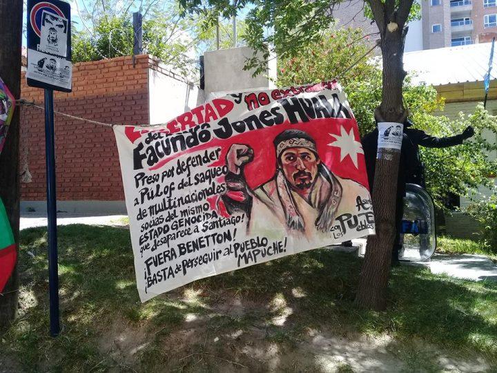 La Corte confirmó la extradición de Facundo Jones Huala a Chile