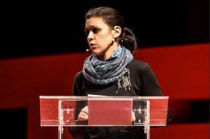 Francesca Borri: nel raccontare la guerra ho sentito la necessità di una infinita apertura agli altri
