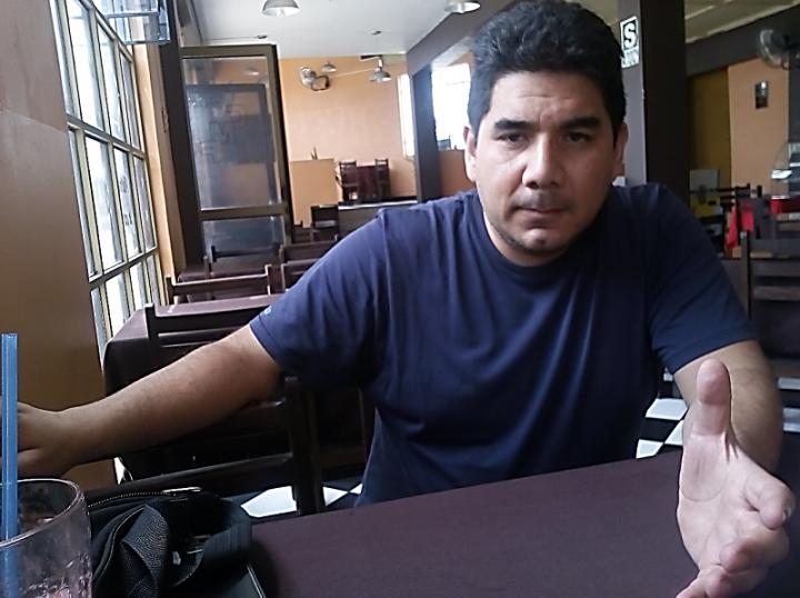¡Basta ya!: Entrevista a Joan Manuel Escalante Salinas, miembro del colectivo Callao Dignidad