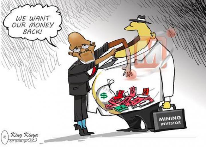 Tanzania: stretta sulle multinazionali che fanno affari d'oro
