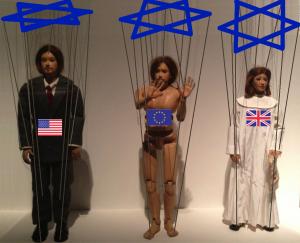 Le marionette di Israele