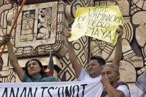 Yucatán: los guardianes de los Cenotes en Homún no queremos la mega granja porcícola