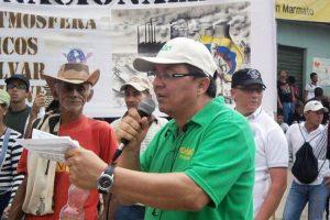 William Gaviria Ocampo : «Près de 40 % du budget de la Colombie dilapidés en guerre et dette»