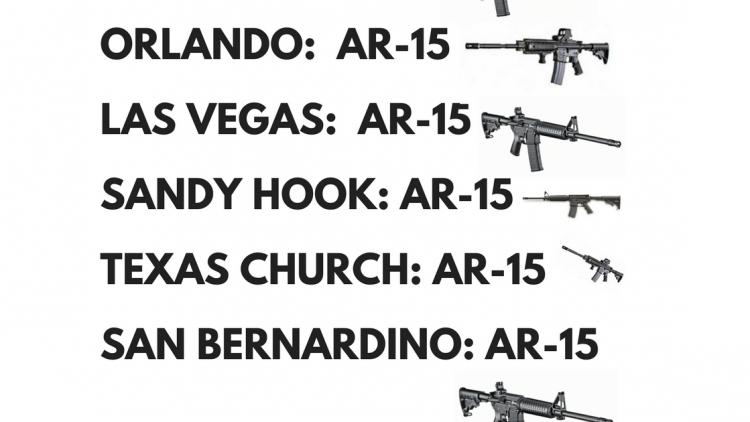 Fiebre por las armas en Estados Unidos