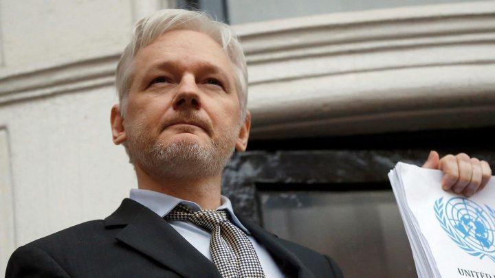 Julian Assange Loses Initial Bid To Overturn British Arrest Warrant