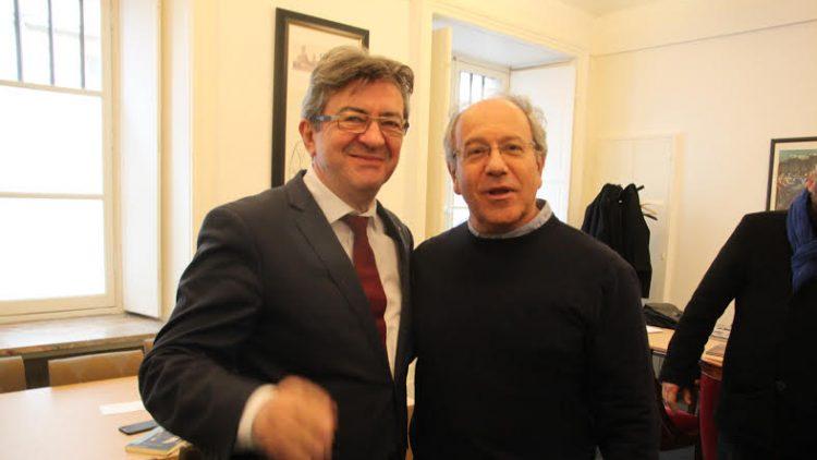 con Melenchon