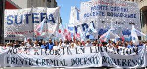 En Argentina se acerca el inicio de clases y el conflicto educativo vuelve al centro de la escena