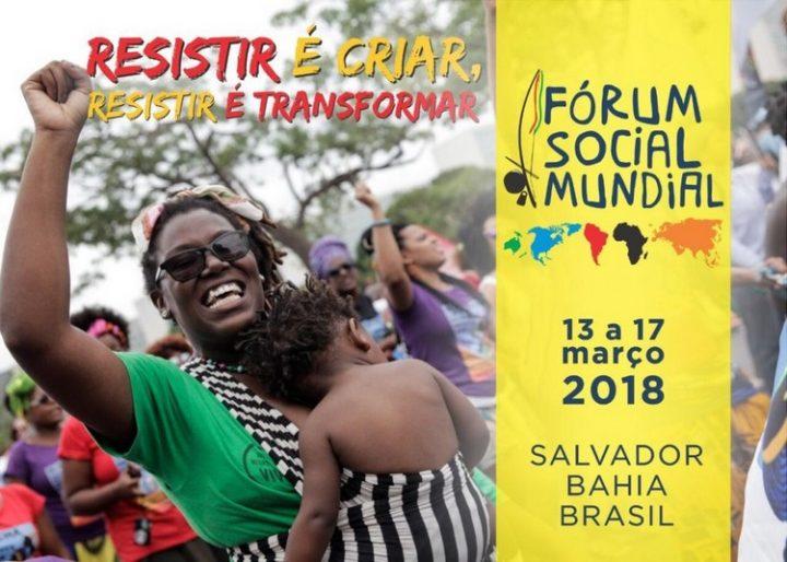 Le Forum Mondial des Médias libres au FSM, Salvador (Bahia, Brésil)
