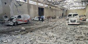 Siria, Ghouta orientale: enormi afflussi di feriti e negli ospedali, mancano farmaci salvavita