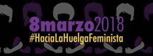 8 marzo, huelga feminista