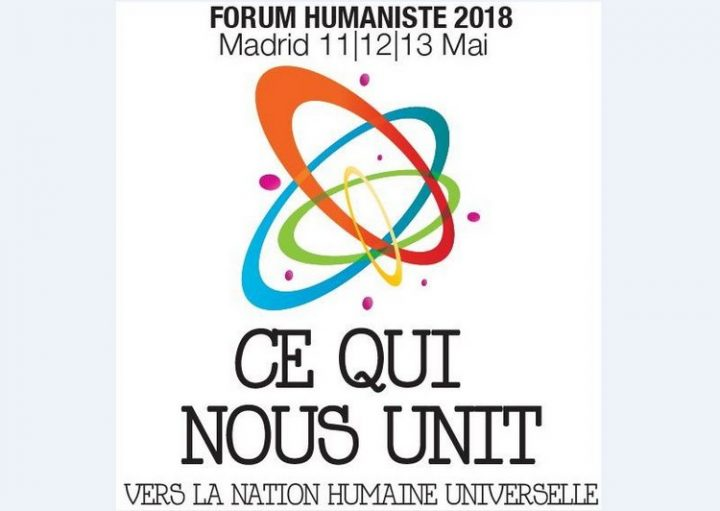Qu'y a-t-il derrière le logo du Forum humaniste européen ? Solidarité, espérance, paix, tolérance et créativité