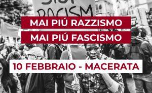 Digiuno per una grande e pacifica manifestazione antifascista ed antirazzista a Macerata