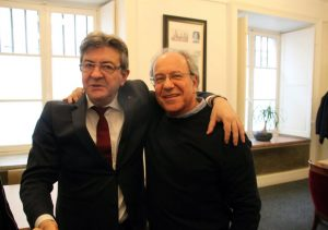 Hirsch : bilan des rencontres avec des politiciens et mouvements européens