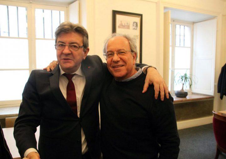 Hirsch: Finaliza o Encontro com Políticos Europeus e Movimentos Sociais