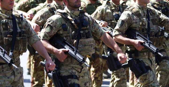 «Cari candidati, su armi e spese militari non vi nasconderete più…»