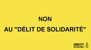 Reprise du procès de Martine Landry, une membre d'Amnesty International France et de l'Anafé injustement poursuivie pour « délit de solidarité »