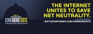 Next Stage Of Net Neutrality Conflict Begins