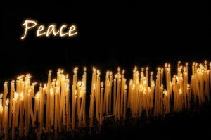 A ciascuno di fare qualcosa per la pace