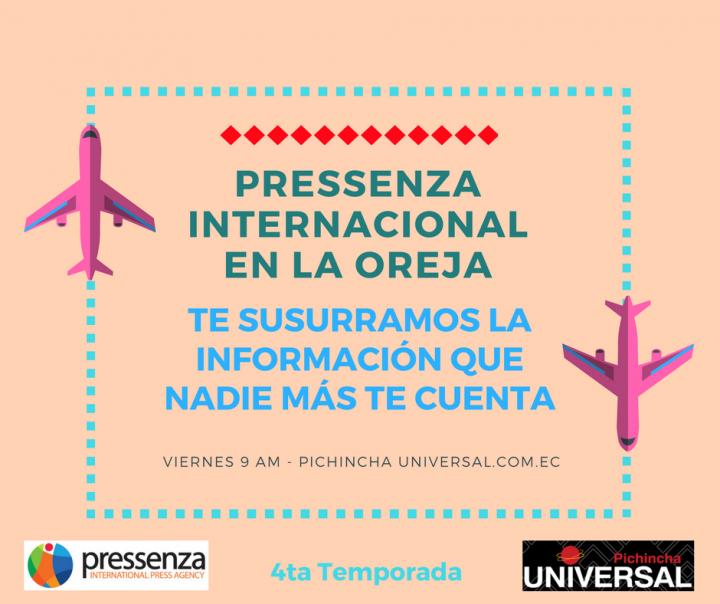 @RadioPressenza En la Oreja: Colombia y Bolivia 23/02/2018