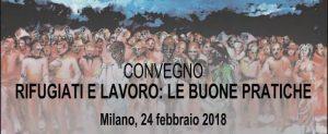 """Milano, convegno """"Rifugiati e lavoro: le buone pratiche"""""""