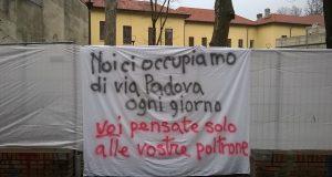 Milano: Via Padova rifiuta il razzismo