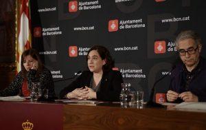 Barcelona lluita contra la gentrificació