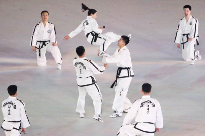 Τάε Κβο Ντο για την ειρήνη στους Χειμερινούς Ολυμπιακούς