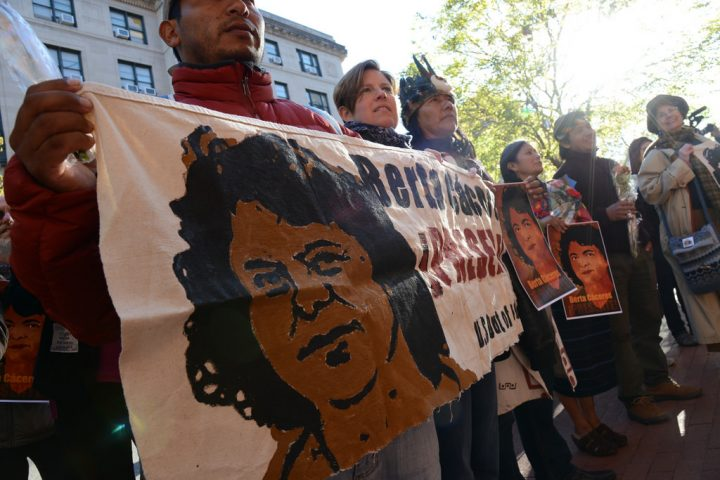 Honduras: arrestato il probabile mandante dell'assassinio di Berta Cáceres