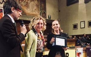 """Paola e Claudio Regeni al 'Prato """"Città Aperta"""". Ad Angela Caponnetto il Premio Musolino"""