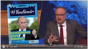 Feindbild Russland: Deutsches Kabarett als braver Verstärker des Mainstreams