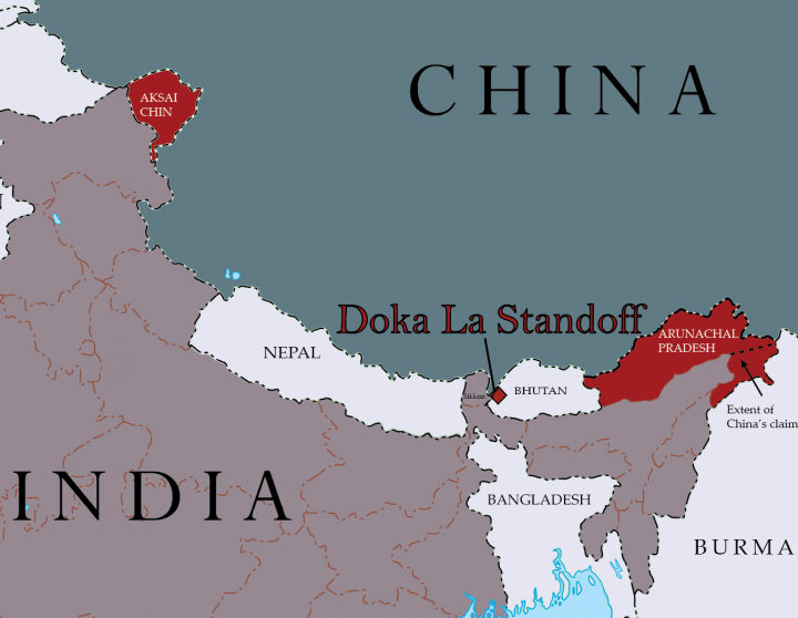 'Doklam belongs to China, India should have learnt from last year's standoff'