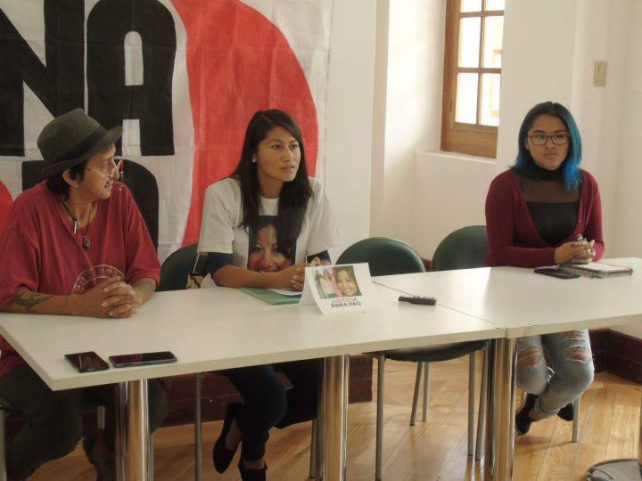 Colectivo independiente Luna Roja, aclara sus actividades para el 8 de marzo