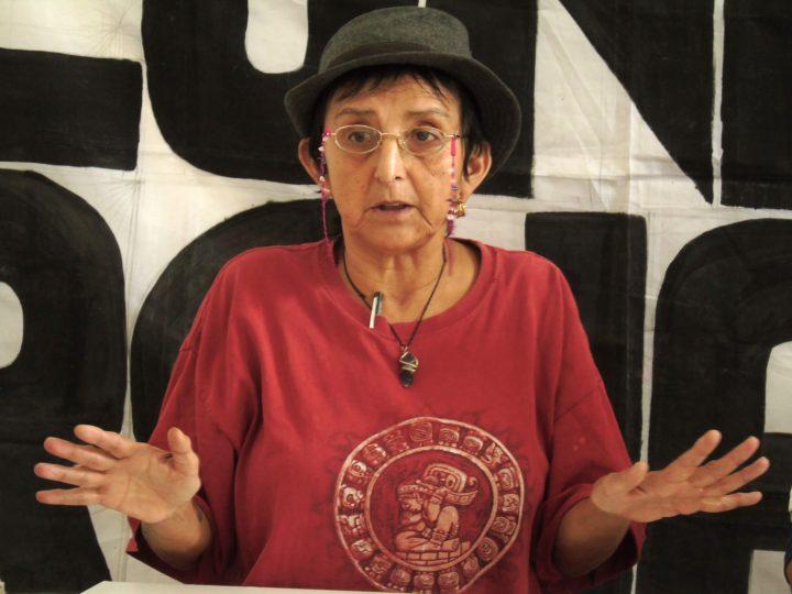 Laura Mayorga, abuela de Paola Mayorga