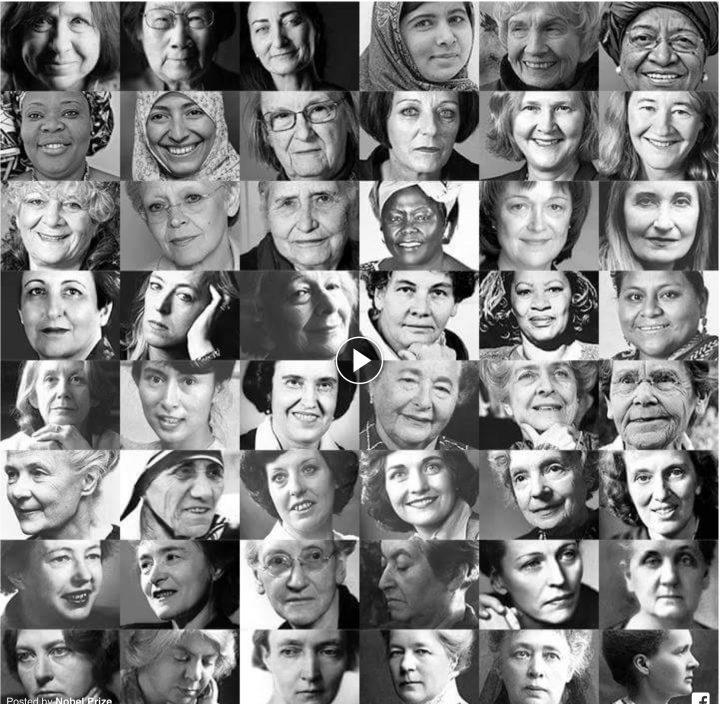 Celebrating the work of women on International Women's Day