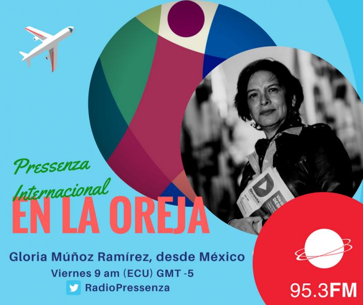 Gloria Muñoz Ramírez presenta las «Flores en el Desierto» de México