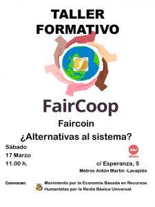 ¿Qué es Fair Coop y Fair Coin?
