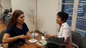 Entretien avec Alba Fernandez, Conseillère humaniste de la Pampa, Argentine : « il s'agit d'un féminisme humaniste »