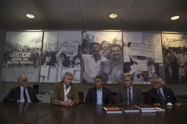 OIT accede a apertura de archivos relativa a violación de derechos humanos y laborales en Chile del 1973 al 1990