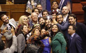 Entrano in carica i nuovi deputati del Frente Amplio