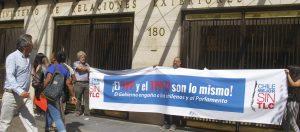 Chile: Diversas organizaciones dicen ¡¡rechacemos el TPP!!