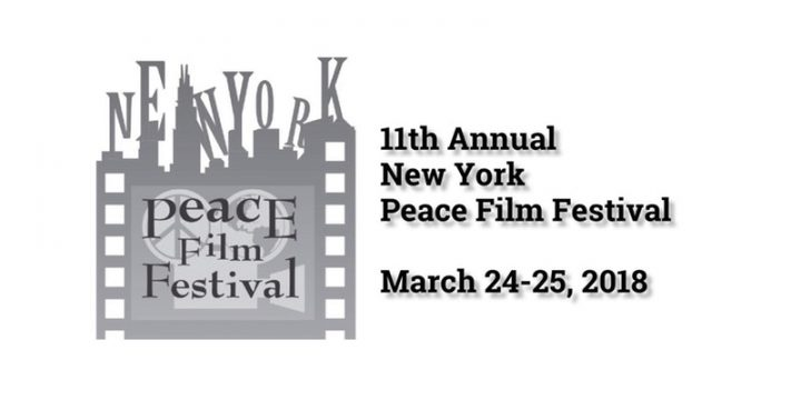 The 11th Annual New York Peace Film Festival