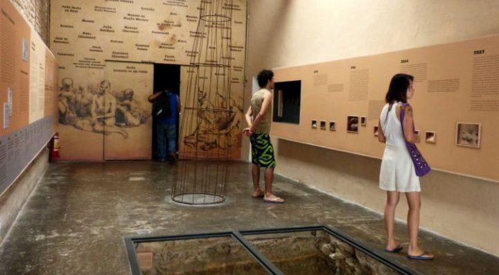 Sklavereimuseum – Stadt Rio dreht den Geldhahn zu