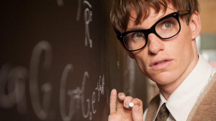 "Stephen Hawking - Filme ""A Teoria de Tudo"""