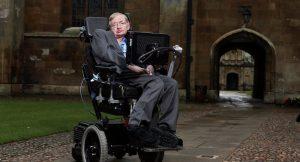 Stephen Hawking Dies With Warnings On Climate Change
