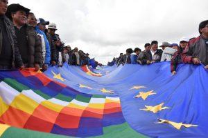 Bolivie. Un drapeau de 200 km pour un droit d'accès à la mer