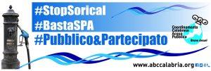 Calabria: Anche Oliverio per l'acqua pubblica? Attendiamo i fatti!
