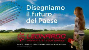 Il nuovo piano industriale Leonardo